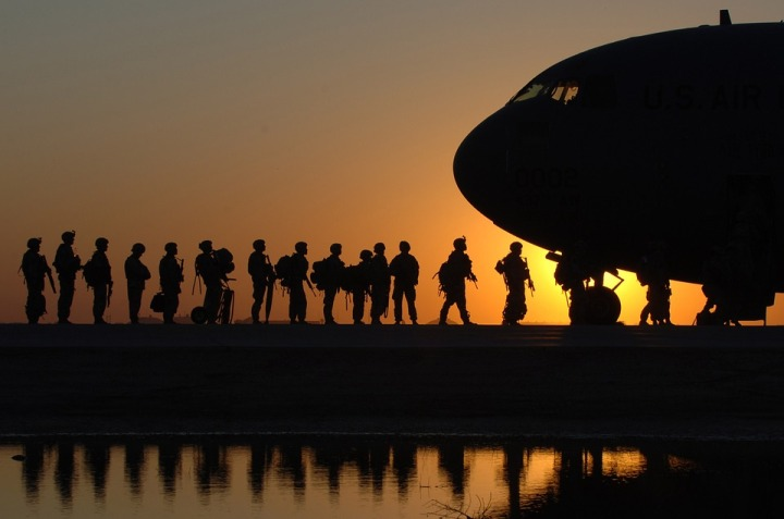 military-travel-deal